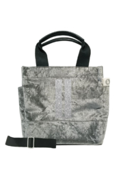 Quilted Koala LUXE NORTH SOUTH: CRUSHED VELVET - Product Mini Image