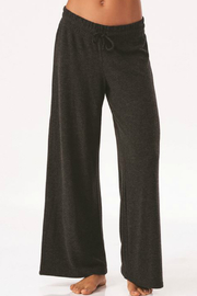 Charlie Paige Luxe Wide Leg Pant - Front cropped