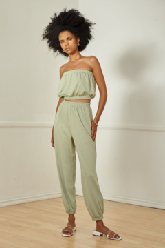 SAGE THE LABEL LUXELOUNGE TUBE TOP - Product List Image