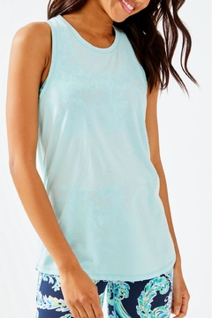 Lilly Pulitzer Luxletic Aubra Tank - Product List Image