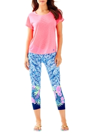 Lilly Pulitzer Luxletic Bryana Tee - Side cropped