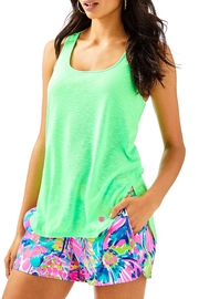 Lilly Pulitzer Luxletic Kai Tank - Front cropped