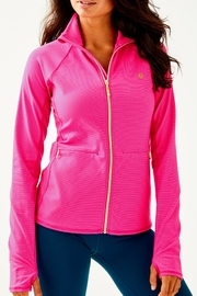 Lilly Pulitzer Luxletic Kapri Jacket - Product Mini Image