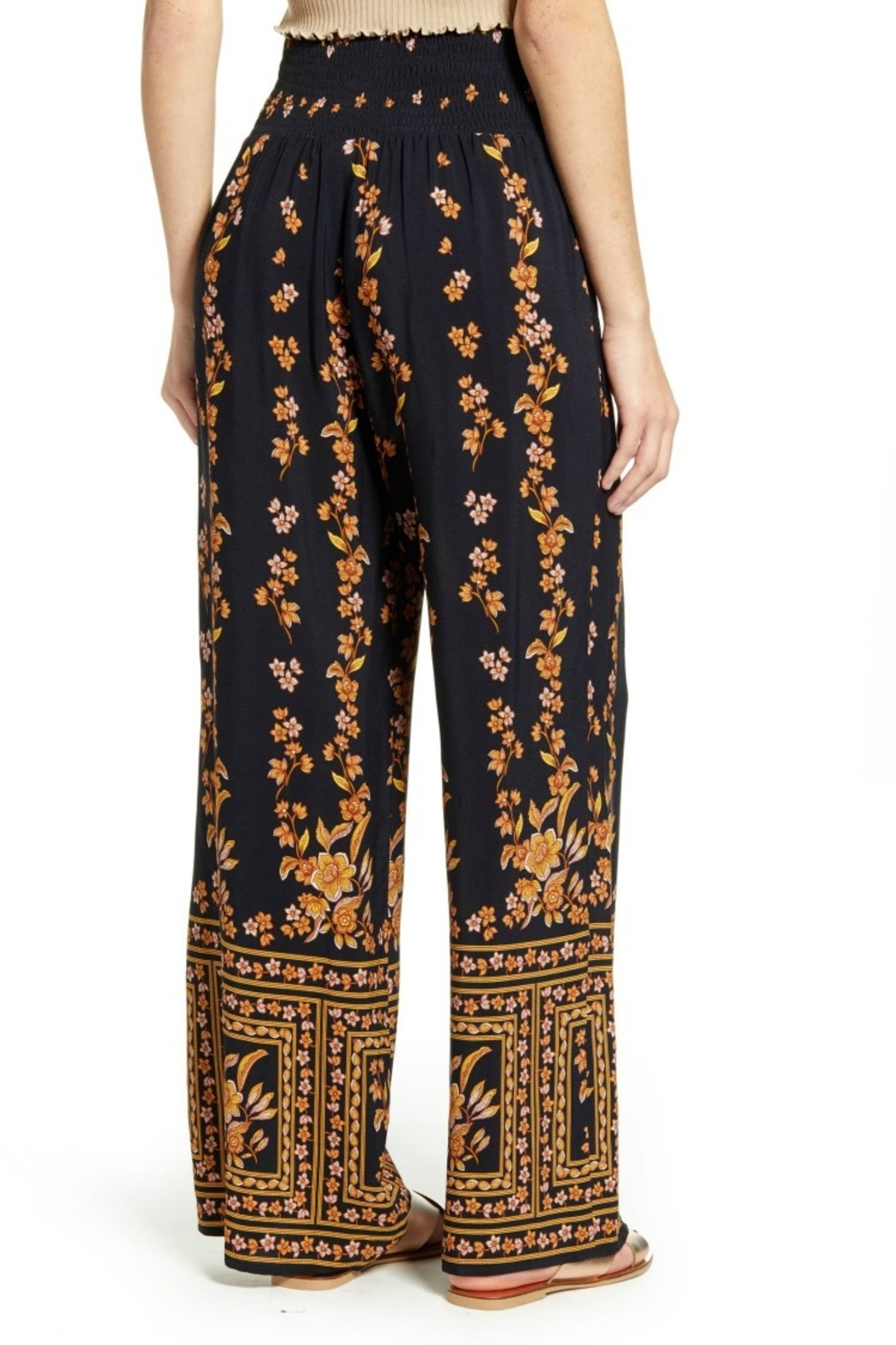 Band Of Gypsies LUXOR PANT - Front Full Image