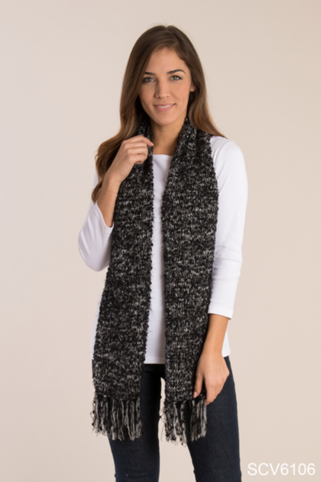 Simply Noelle Luxurious  Scarf - Main Image