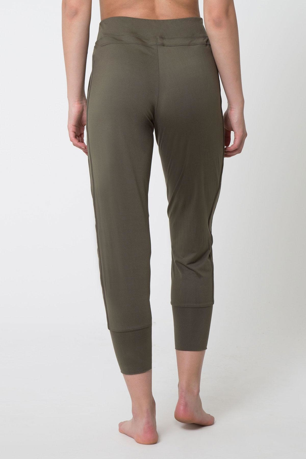 MPG Luxury Caress Joggers - Front Full Image