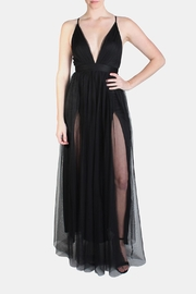 luxxel Black Enchantress Gown - Product Mini Image