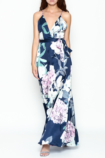 luxxel Blooming Maxi Dress - Main Image