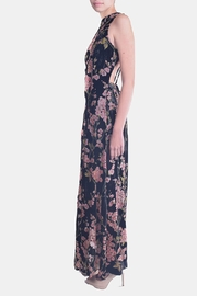 luxxel Cherry Blossom Dress - Side cropped