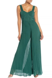 luxxel Draped Pleats Jumpsuit - Product Mini Image