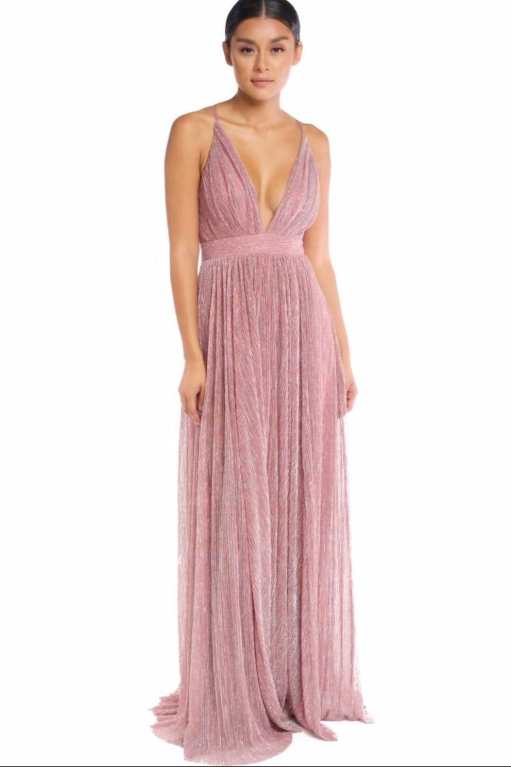 luxxel Electric Echantress Gown from Los Angeles by Chikas — Shoptiques
