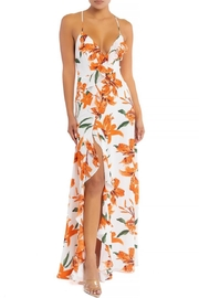 luxxel Hawaiian Ruffle Maxi - Product Mini Image