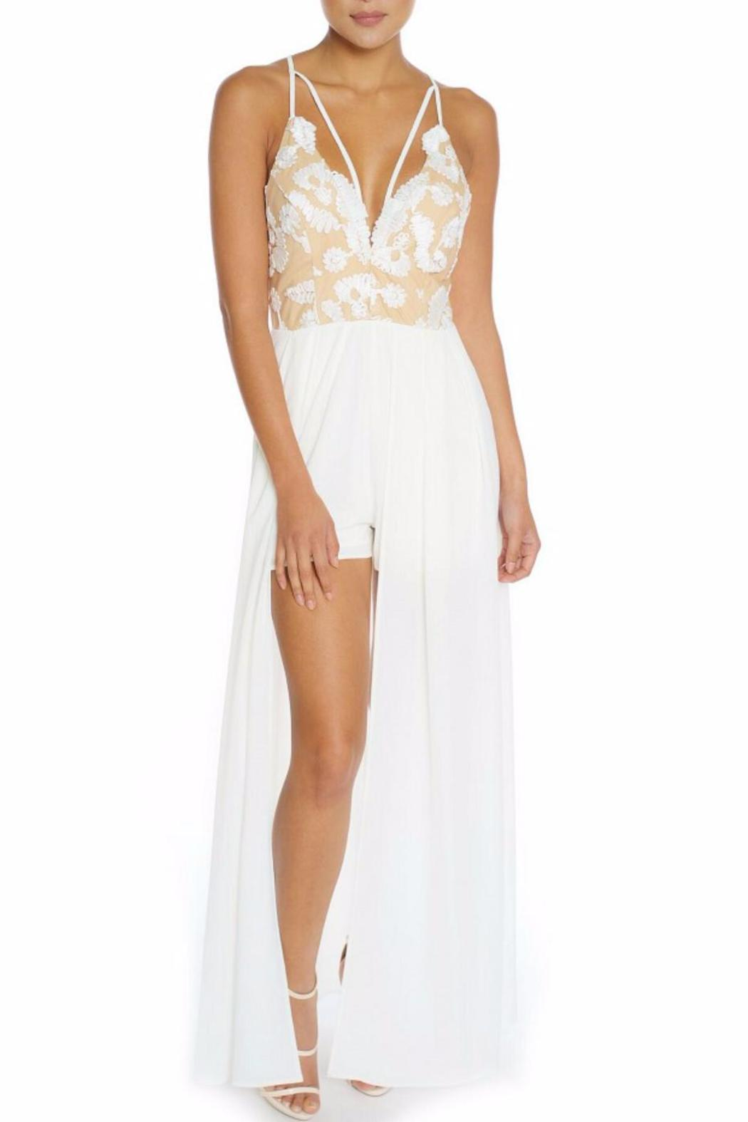 490b3404cae luxxel Maxi Romper from Orlando by Zingara Souls — Shoptiques