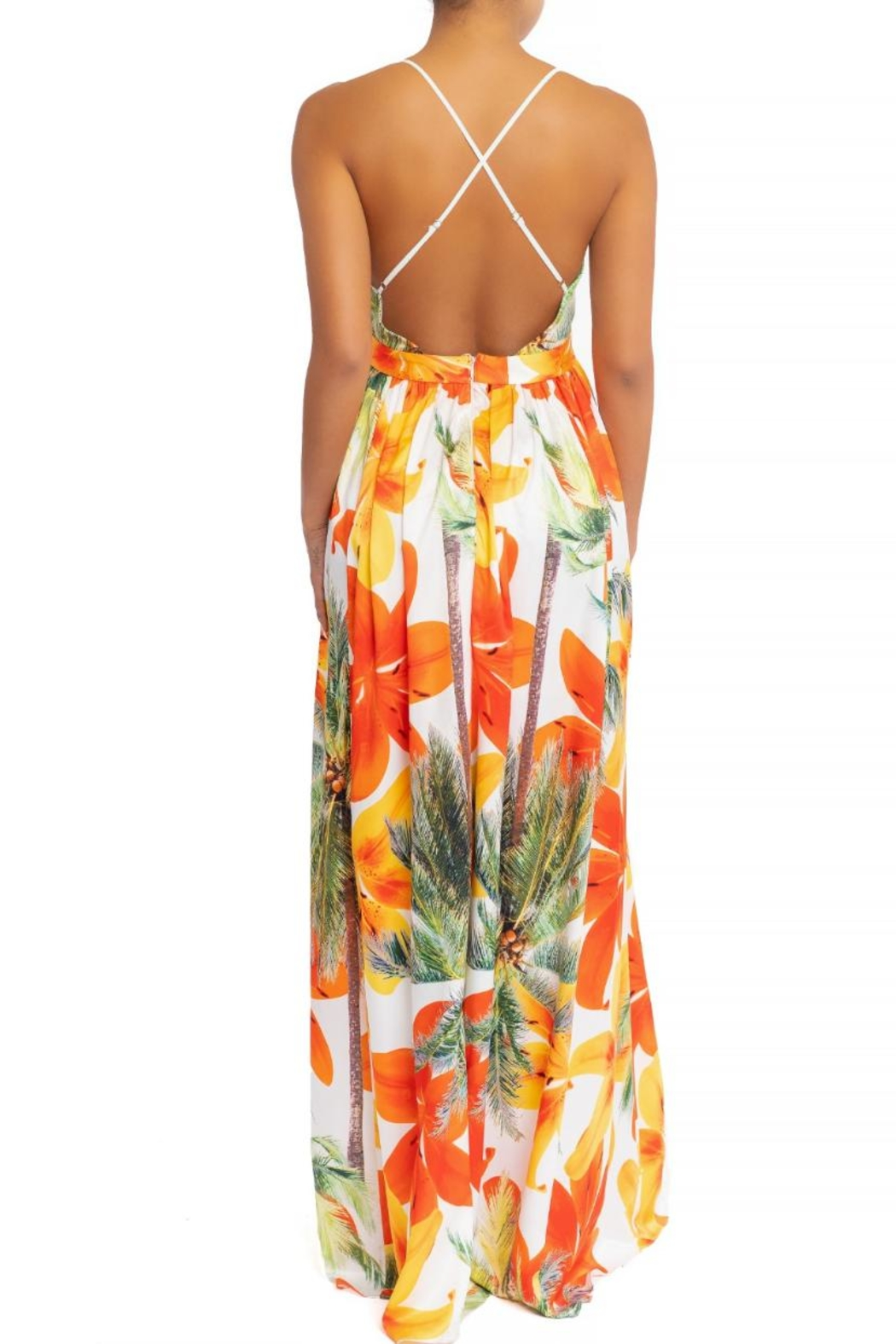 luxxel Miami Summer Maxi - Front Full Image