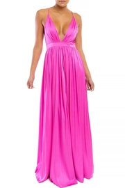 luxxel Pink Maxi Dress - Product Mini Image
