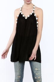 luxxel Pompom Tunic - Product Mini Image