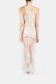 luxxel Glamour Bodysuit Lace Dress - Other
