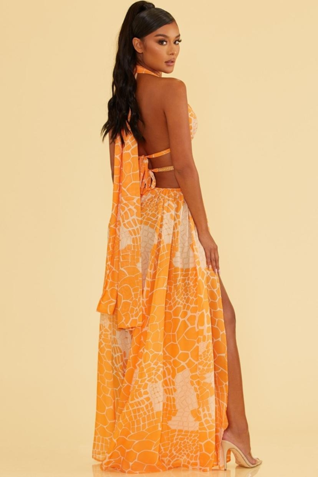 luxxel Resort Chain Maxi - Front Full Image