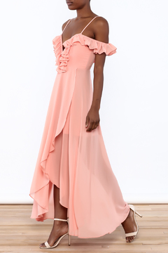 Shoptiques Product: Ruffle Maxi Dress