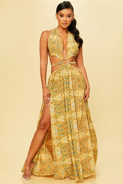 luxxel Runway Resort Maxi - Product List Image