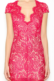 luxxel Scarlet Lace Mini Dress - Other