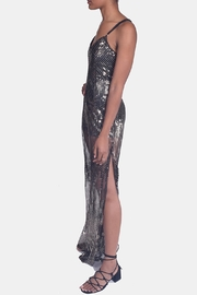 luxxel Sequined Jumpsuit - Side cropped