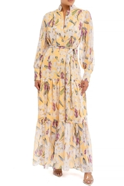 luxxel Spring Bloom Maxi - Front cropped