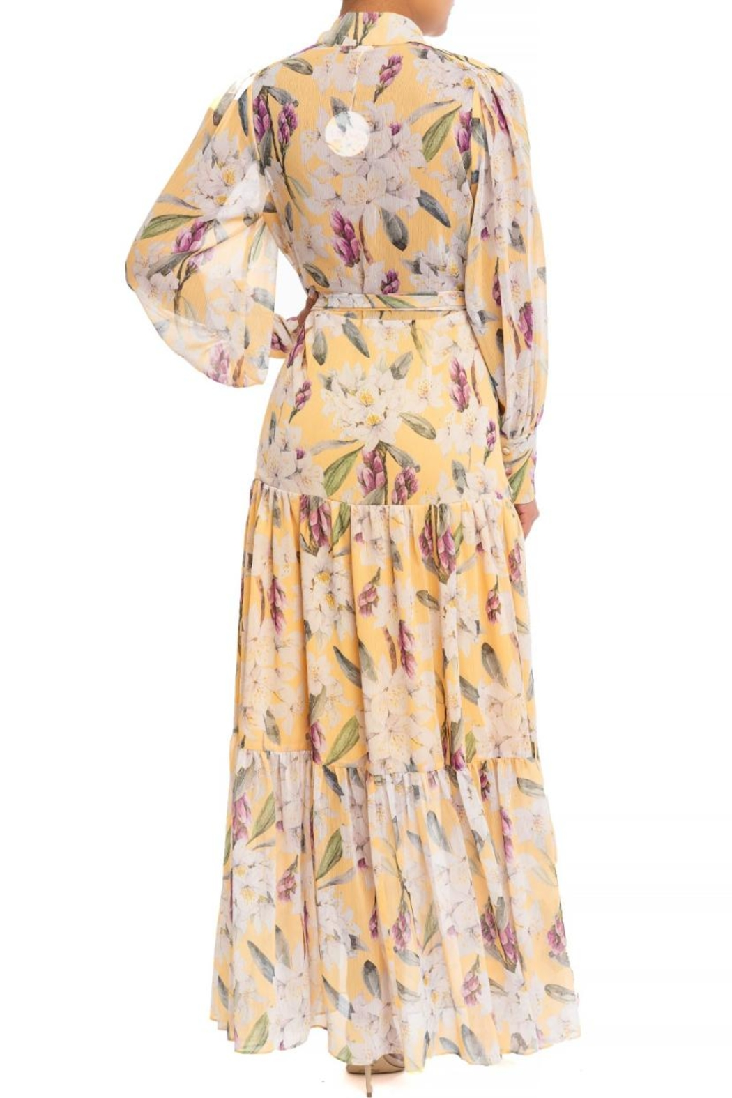 luxxel Spring Bloom Maxi - Front Full Image
