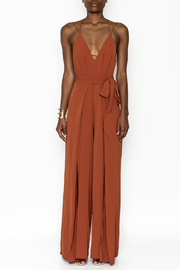 luxxel Strappy Jumper - Front full body