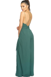 luxxel Strappy Jumpsuit - Front full body