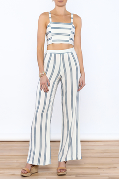 Shoptiques Product: Stripe Pant Set