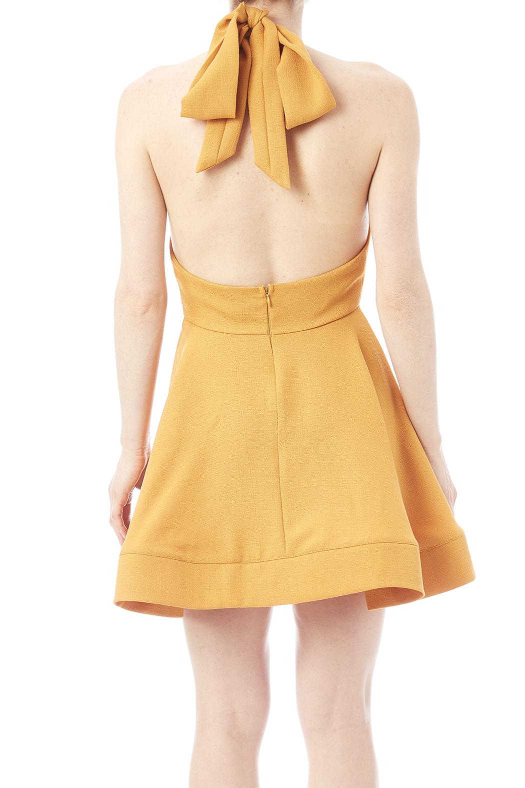 luxxel The Mandy Dress - Back Cropped Image