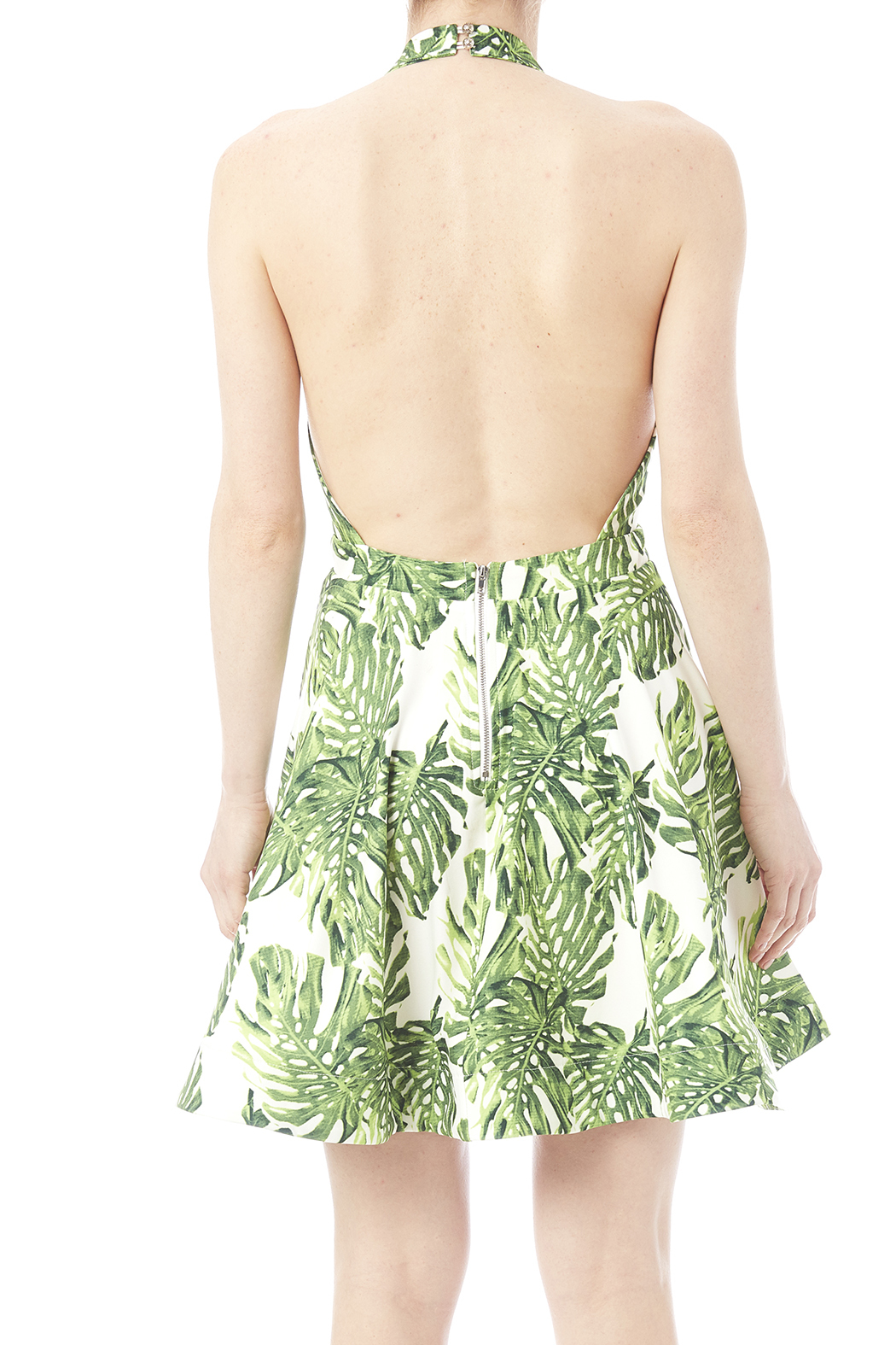 luxxel The Miriam Dress - Back Cropped Image