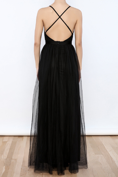 luxxel Tulle Maxi Dress - Alternate List Image