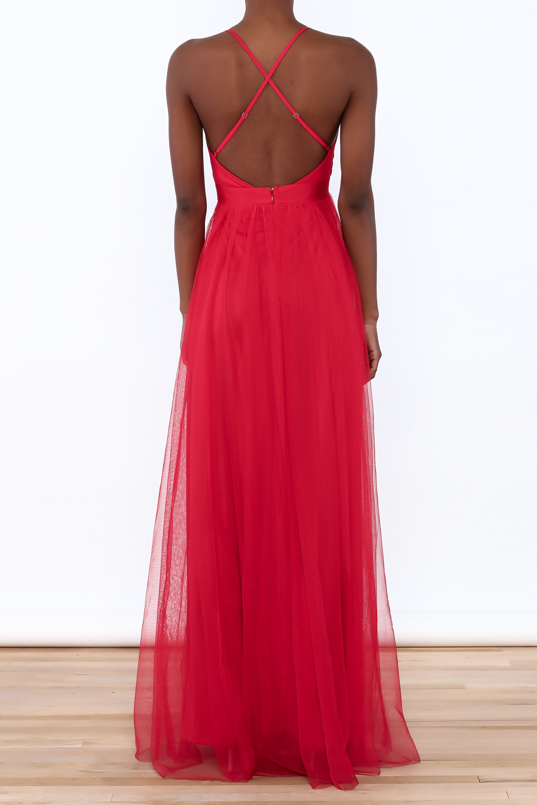 luxxel Tulle Maxi Dress from New York by Dor L\'Dor — Shoptiques