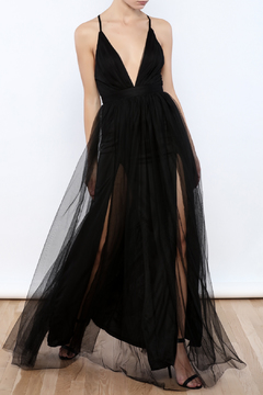 luxxel Tulle Maxi Dress - Product List Image
