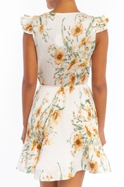 luxxel Vintage Floral Mini - Front full body