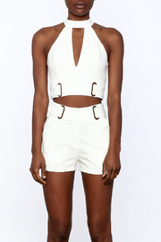 luxxel All White Matching Set - Side cropped