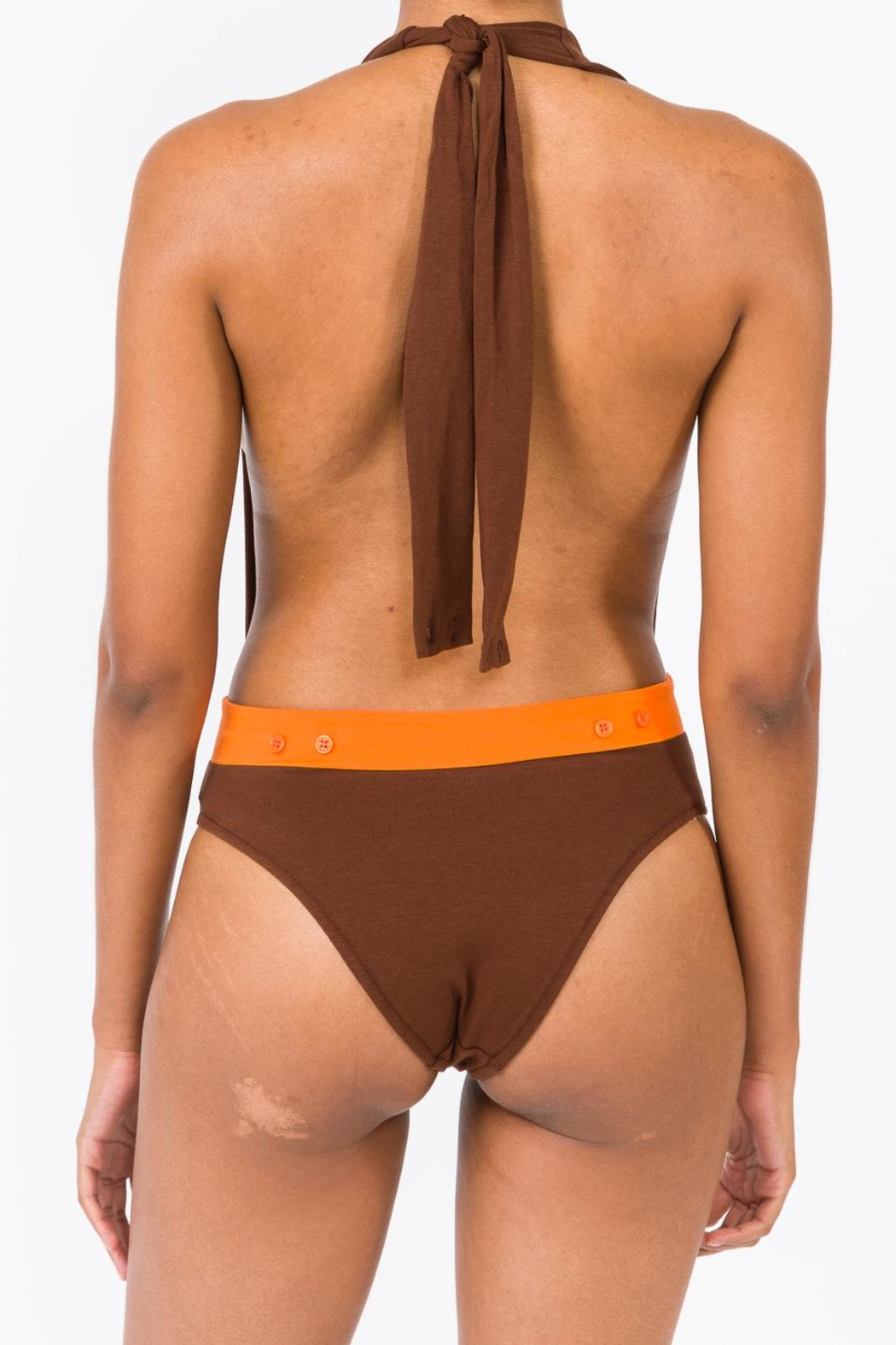 LUZ COLLECTION Cesar - Swimwear - Back Cropped Image