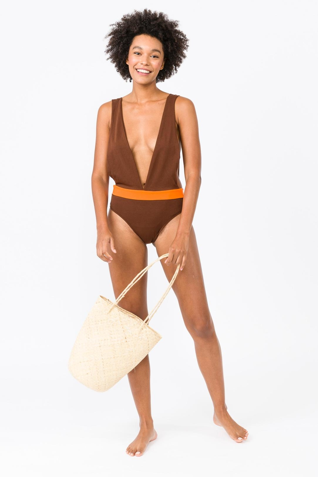 LUZ COLLECTION Cesar - Swimwear - Front Full Image