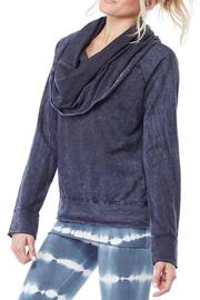 LVR Cowl Neck Pullover - Product Mini Image