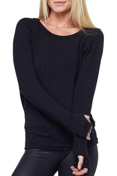 Shoptiques Product: Pullover With Thumbholes