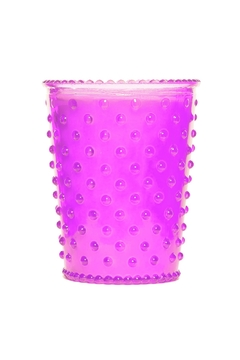 Simpatico Lychee Hobnail Candle - Alternate List Image