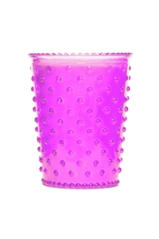 Simpatico Lychee Hobnail Candle - Product Mini Image