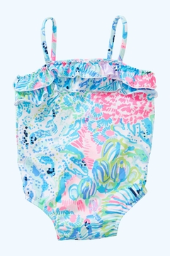 Shoptiques Product: Lydia Infant Swimsuit