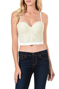 Lydia Pearl Crop Top - Product List Image