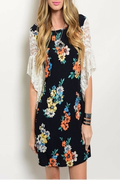 Shoptiques Product: Floral Breeze Dress