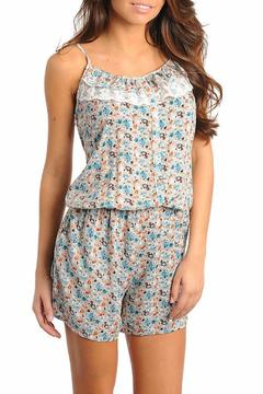 Lydia's Beryl Garden Romper - Product List Image