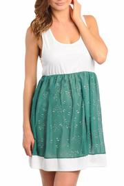 Lydia's Beryl Go Green Dress - Product Mini Image