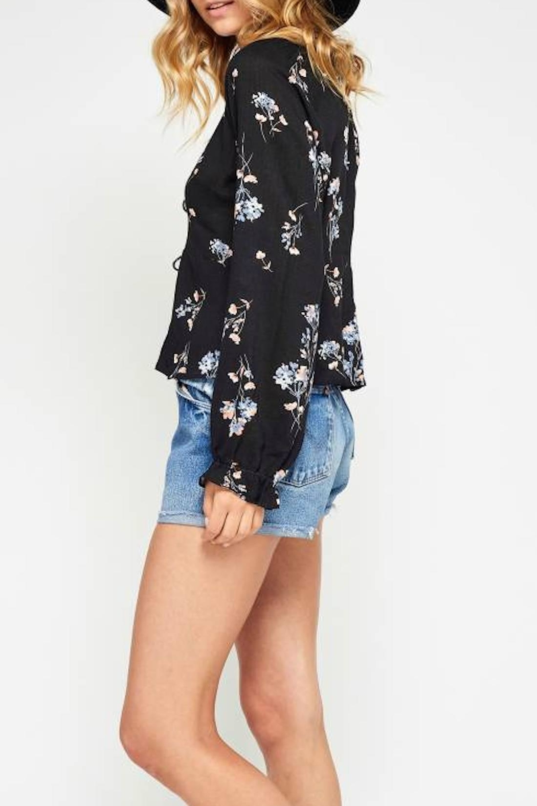 Gentle Fawn Lydia Shirt - Front Full Image